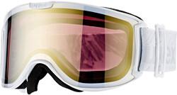 UVEX Skyper LM Goggle White DL/Mirror Gold 2017 Goggles PauKtor